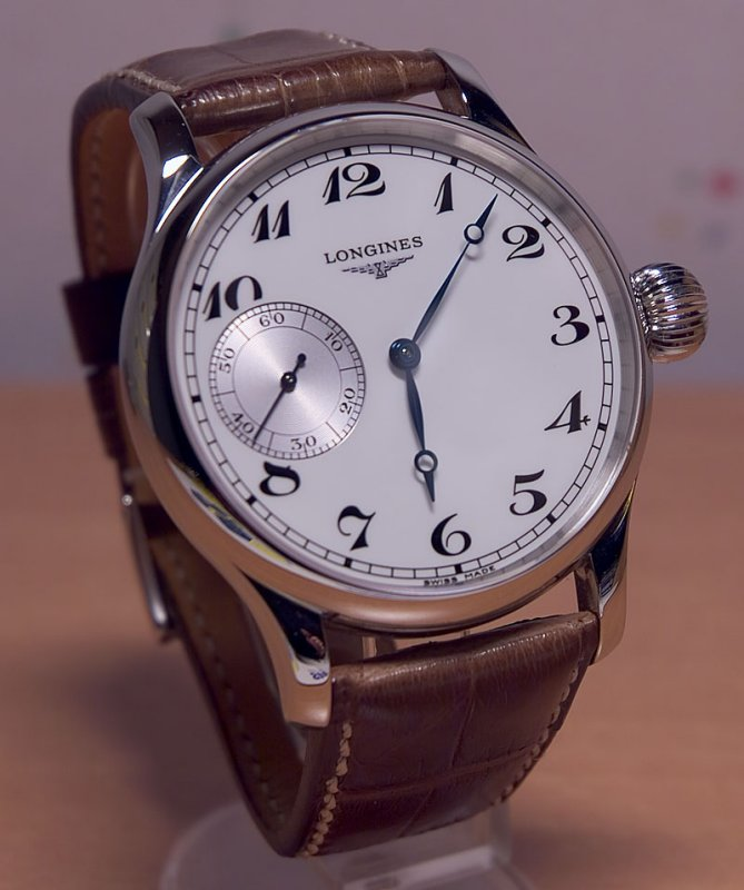 wristwatch Longines Longines Avigation Maxi