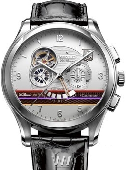 wristwatch Zenith Zenith Class Open Anniversary
