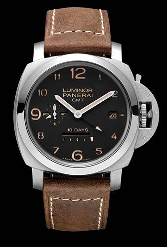 wristwatch Panerai Luminor 1950 10 Days GMT