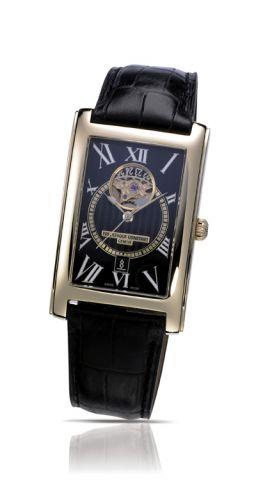 wristwatch Frederique Constant Heart Beat Date Carree