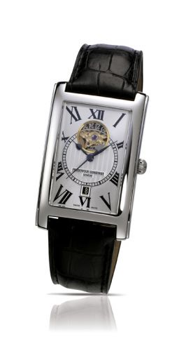 how to set date on frederique constant