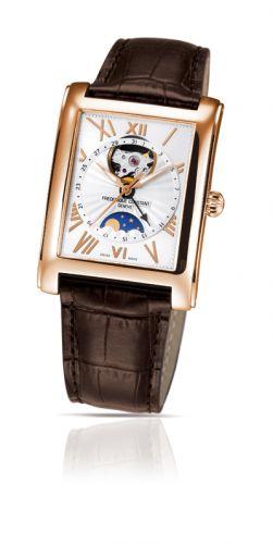 wristwatch Frederique Constant Carree Moonphase Date