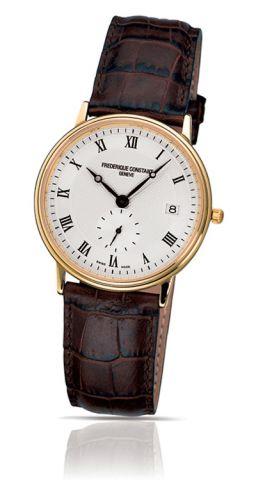 wristwatch Frederique Constant Slim Line Date