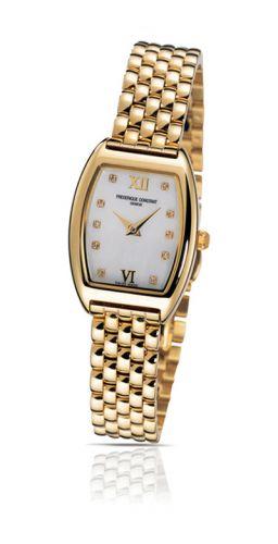 wristwatch Frederique Constant Art Deco Mop
