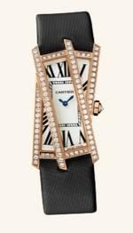 wristwatch Cartier Tank Crash