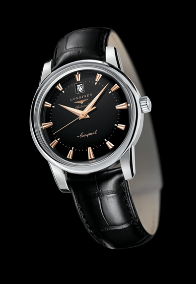 wristwatch Longines Heritage Collection