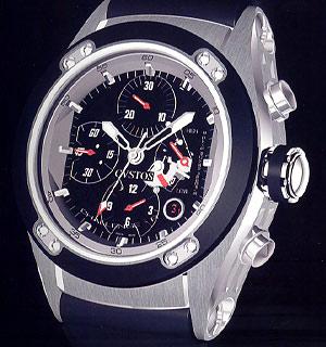 wristwatch Cvstos Challenge-R Chrono