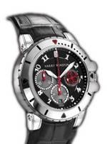 wristwatch Harry Winston Ocean Diver (WG_Z)