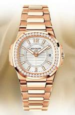 wristwatch Patek Philippe Ladies Nautilus RG