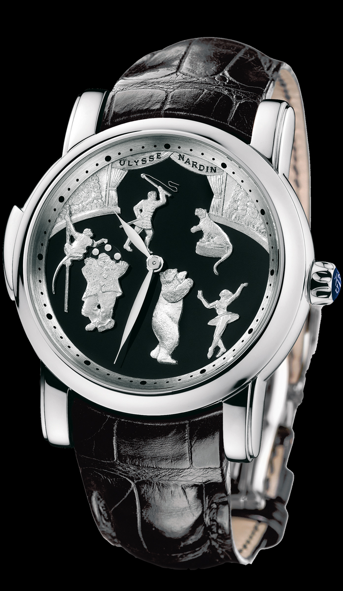 wristwatch Ulysse Nardin Circus Minute Repeater