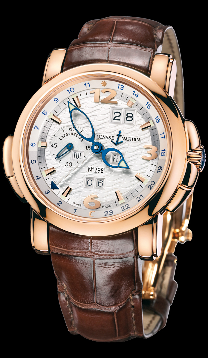wristwatch Ulysse Nardin GMT � Perpetual Limited Edition
