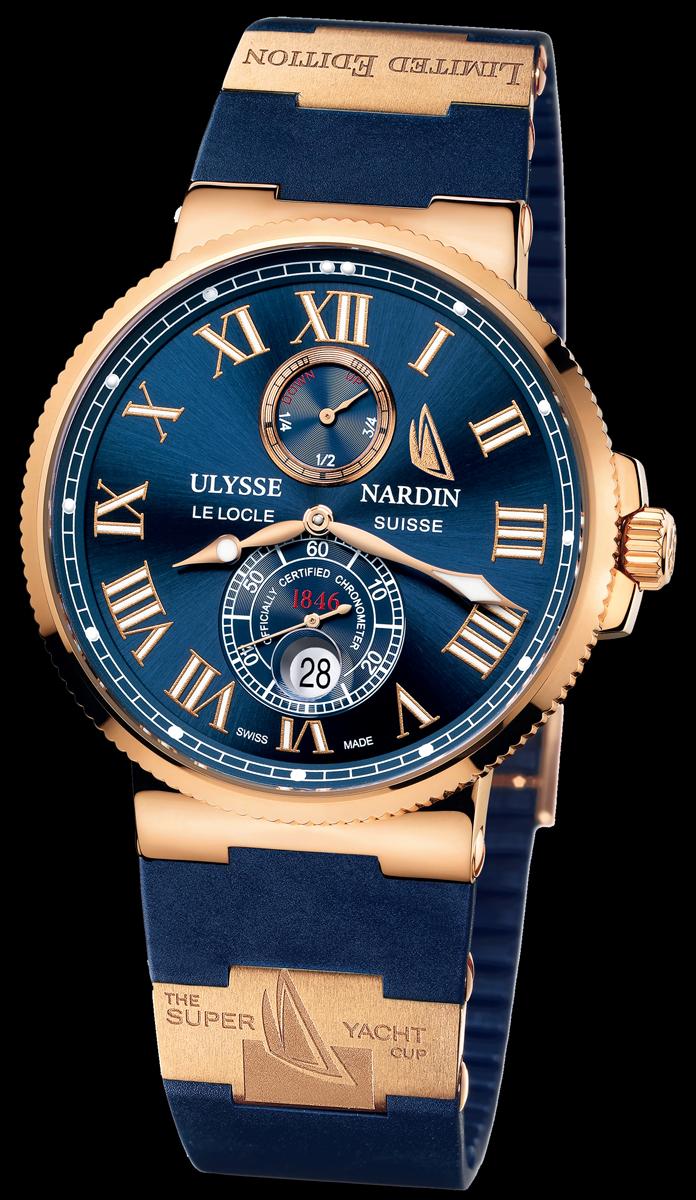 wristwatch Ulysse Nardin Super Yacht Cup