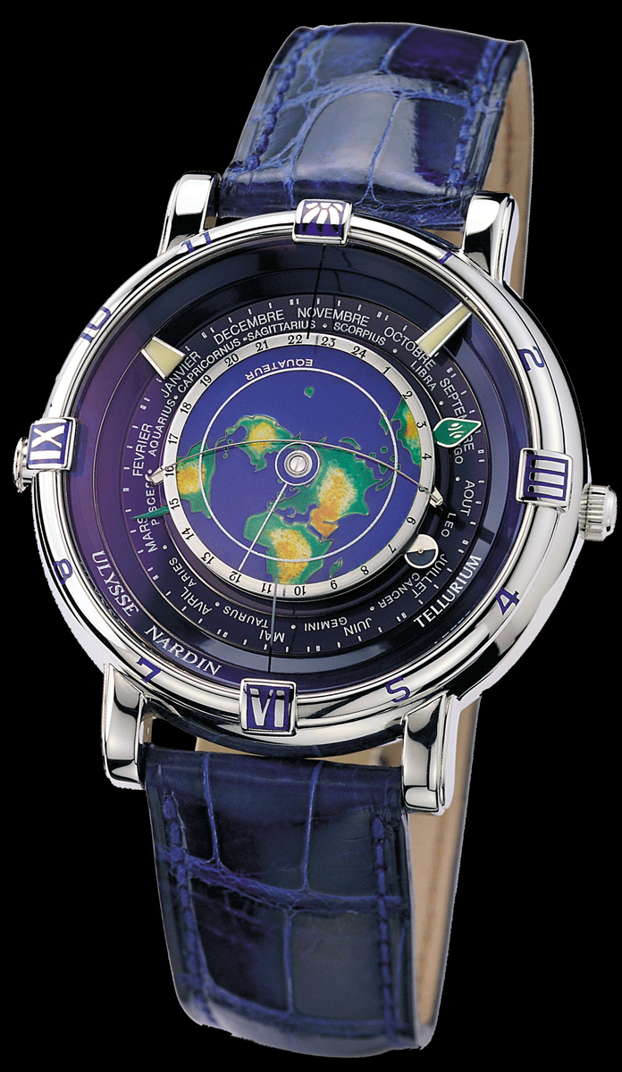 wristwatch Ulysse Nardin Tellurium J. Kepler Limited