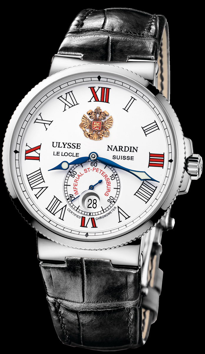 wristwatch Ulysse Nardin The Imperial St. Petersburg