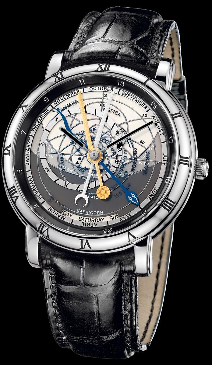 wristwatch Ulysse Nardin Trilogy Set. Astrolabium Galileo Galilei