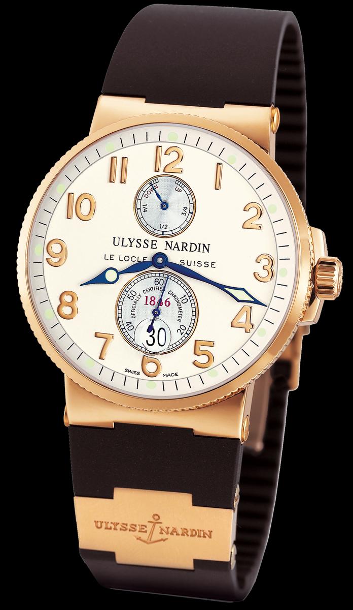 wristwatch Ulysse Nardin Maxi Marine Chronometer