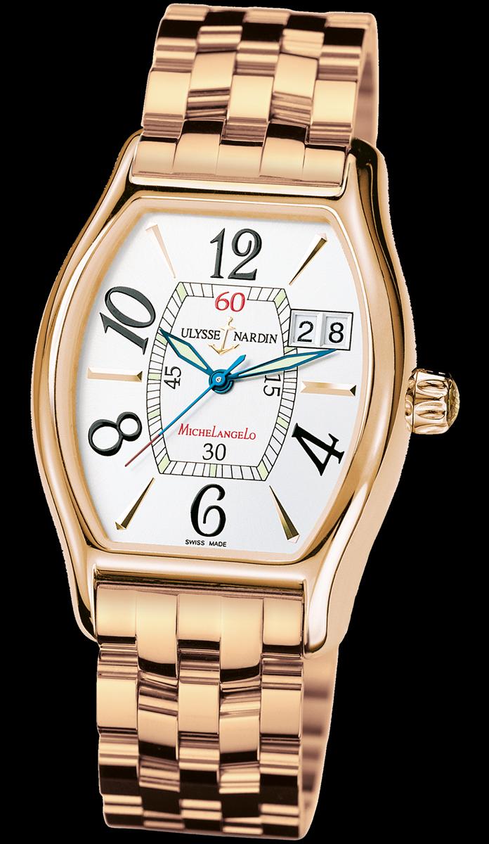 wristwatch Ulysse Nardin Michelangelo Big Date