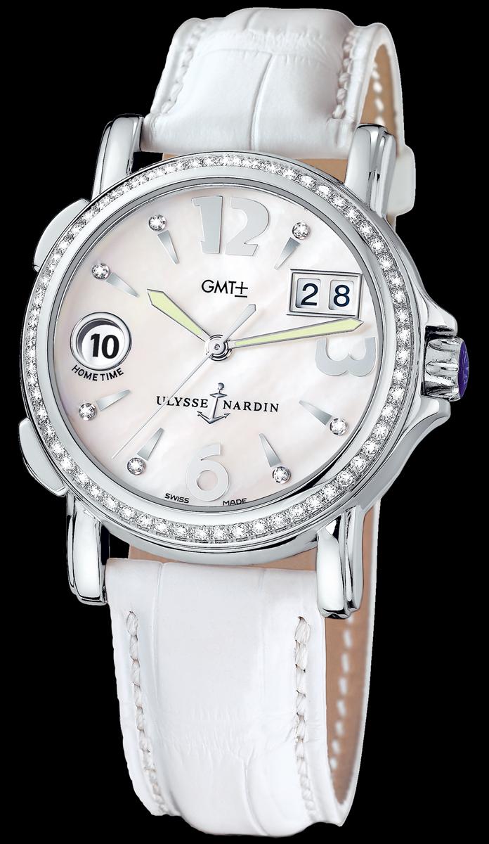 wristwatch Ulysse Nardin Dual Time Ladies
