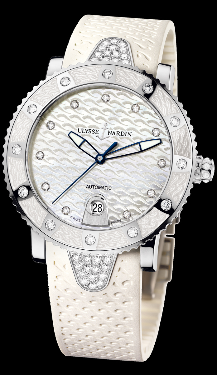 wristwatch Ulysse Nardin Lady Diver