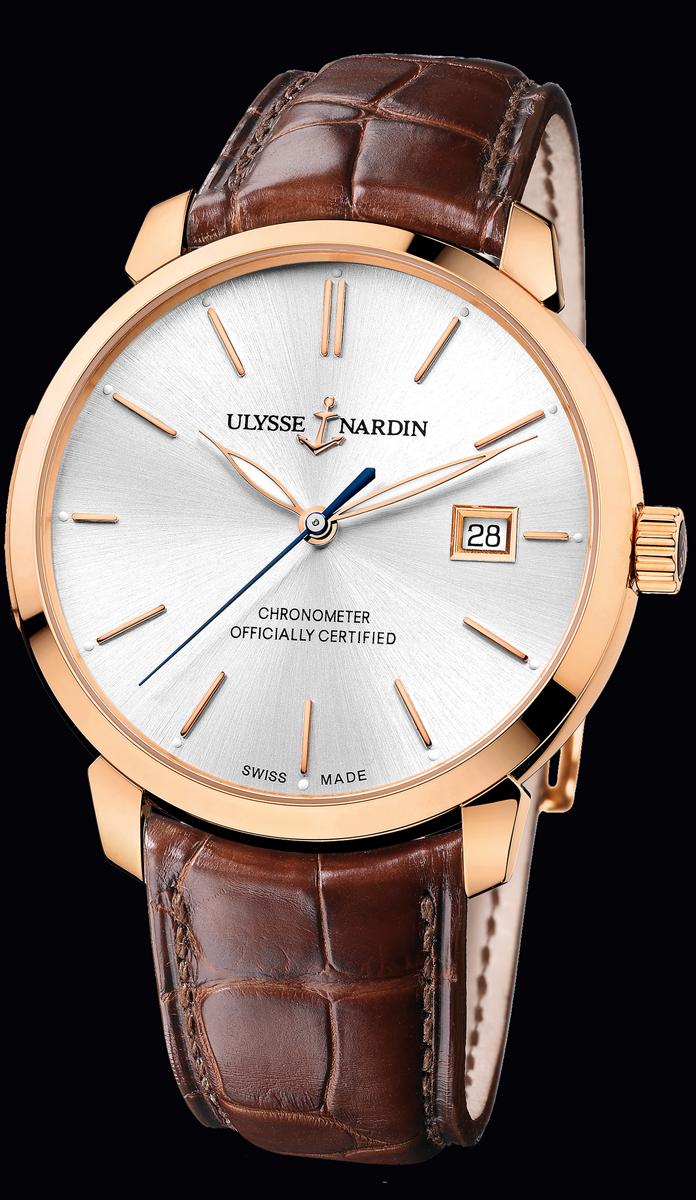 часы ulysse nardin classico любимой