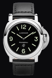 wristwatch Panerai Luminor Base Logo 44mm