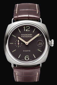 wristwatch Panerai Radiomir 8 days Titanio 45mm