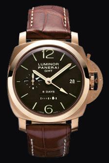 wristwatch Panerai Luminor 1950 8 days GMT 44mm