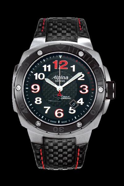 wristwatch Alpina 12 hours of Sebring