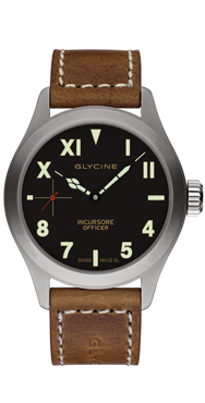 wristwatch Glycine Incursore 44mm Officer