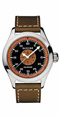 wristwatch Glycine Incursore 44mm automatic ARCO II