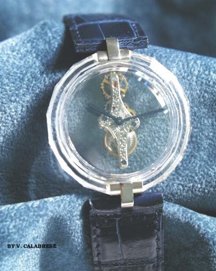 Сегодня мастер не только сам выпускает часы, но и продает свои идеи, изобретения и калибры всемирно известным брендам.