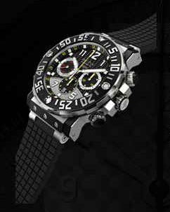 wristwatch Paul Picot 48 mm - Titanium