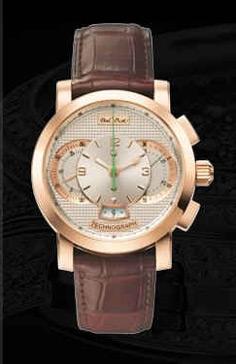 wristwatch Paul Picot Gold 44 mm