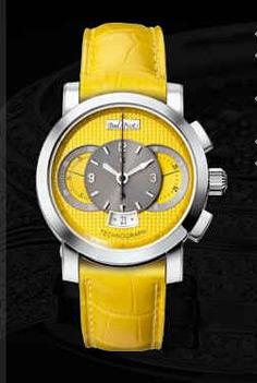 wristwatch Paul Picot Color 44 mm