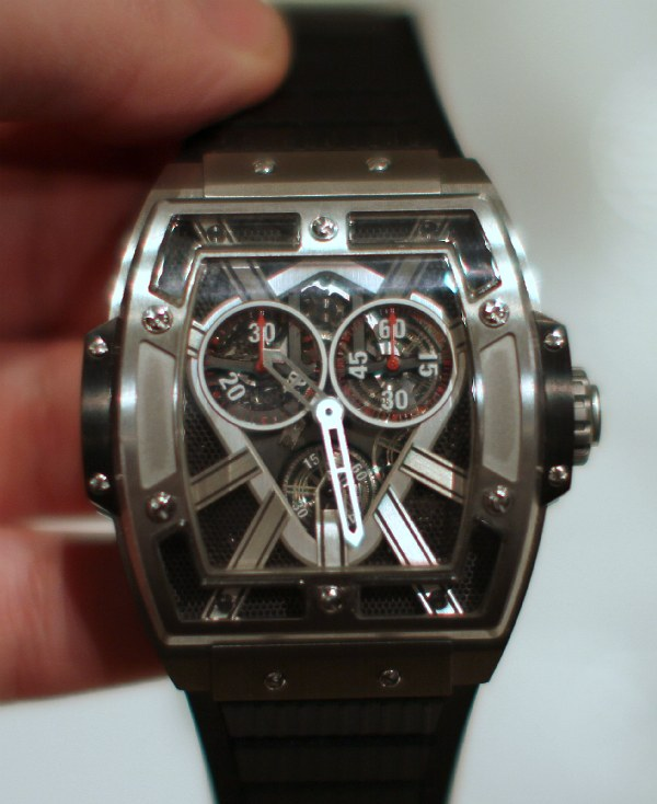 wristwatch Hublot Masterpiece MP-01
