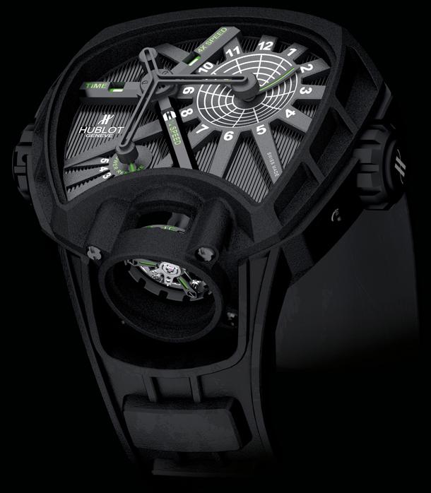 wristwatch Hublot Masterpiece MP-02 Key of Time