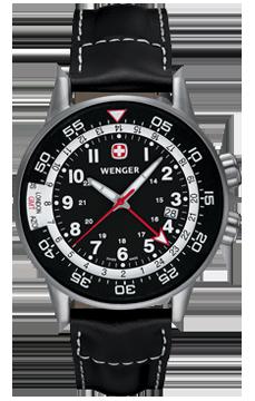 wristwatch Wenger GMT