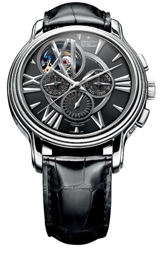 wristwatch Zenith Academy Tourbillon & Perpetual Calendar Limited