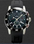wristwatch Edox Class-1 Chronoffshore Retrograde
