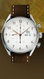 wristwatch Valjoux 44 gold