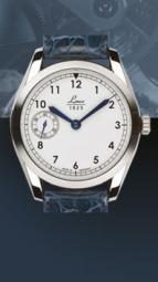 wristwatch Navy 44 white