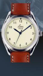 wristwatch Navy 36 cream
