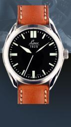 wristwatch Navy 36 black