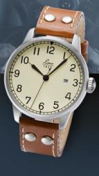 wristwatch Navy Miyota creme Automatic