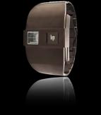 wristwatch De Baschmakoff métal marron