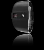 wristwatch De Baschmakoff métal noir