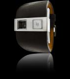 wristwatch De Baschmakoff noir argent