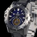wristwatch T E L A M O N Diver
