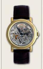 wristwatch Squelette