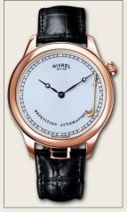 wristwatch Repetition En Marche